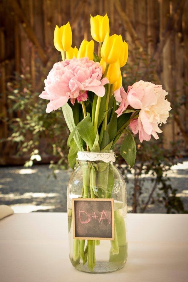 73 Best Images About Simple Flower Arrangements On