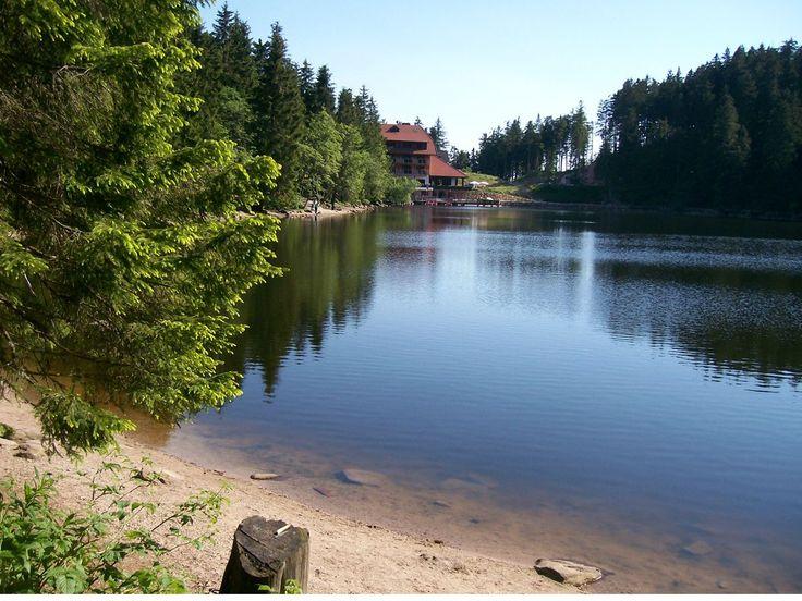 Mummelsee, Schwarzwaldhochstrasse, Ausflug im Kurzurlaub im Hotel Waldachtal