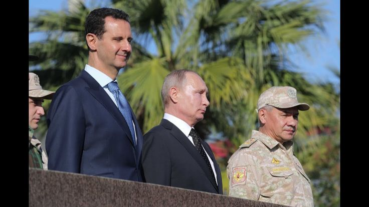 Putin orders withdrawal of troops on visit to Syria