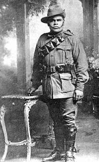 South Australian Aboriginal soldiers of the First World War: 1173 Trooper Alfred Cameron of Wellington