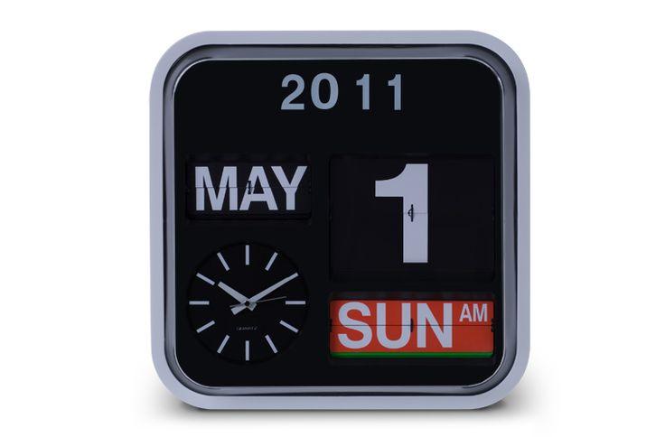 L'Horloge Flip XXL - The Blog Déco