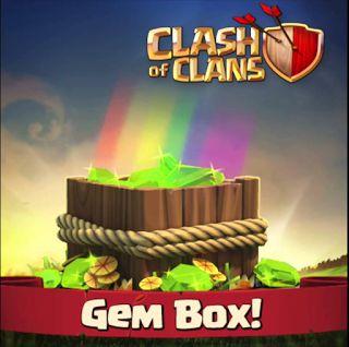 Trik COC Cara Mempercepat Kemunculan Gems Box Cepat Keluar clash of clans untuk mendapatkan gems gratis coc