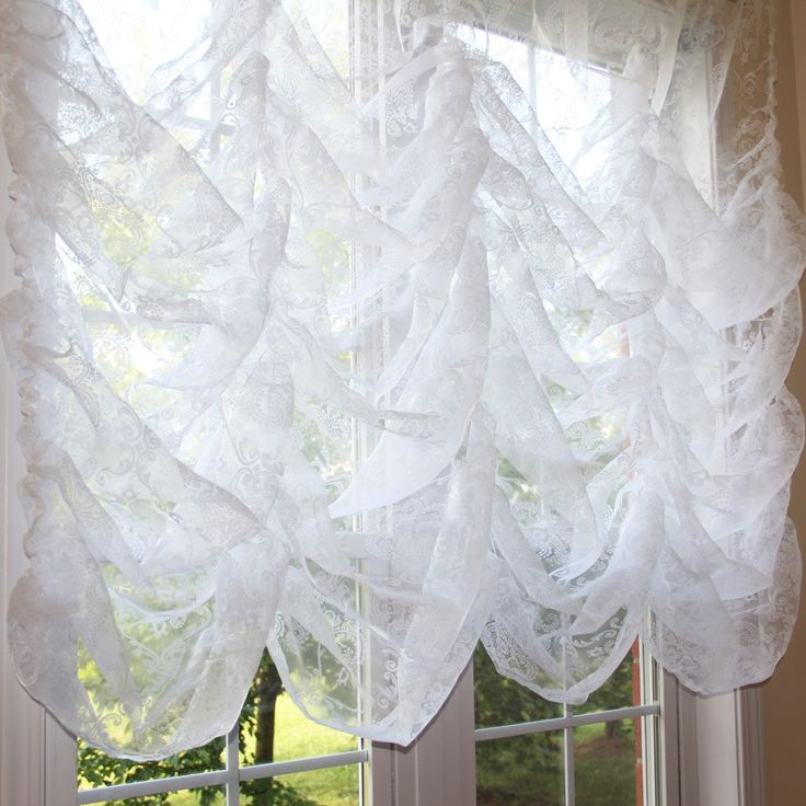 Best Images About Curtains On Pinterest. Pastoral Style Adjustable Balloon  Curtain Living Room ... Awesome Ideas