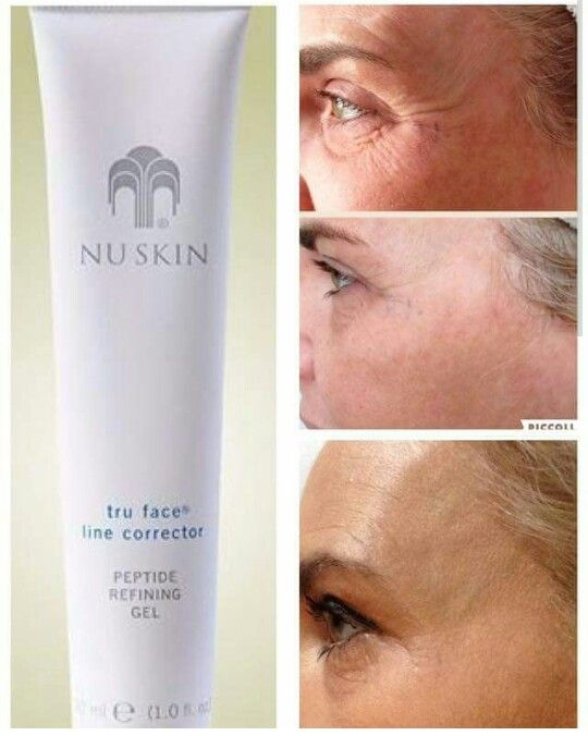 Tru face line corrector does what it says on the tube ✉me or visit my website for more info www.simplyeffectivehealthandbeauty.nsproducts.com