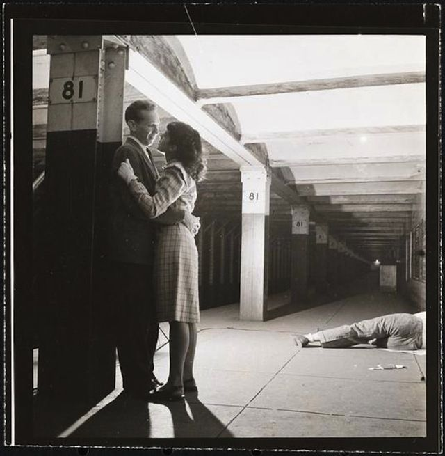 Stanley Kubrick's Amazing Old Photos Of The NYC Subway System