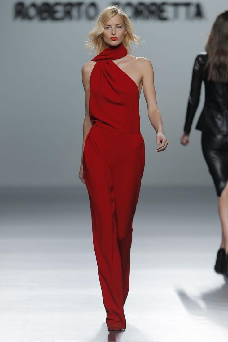 Fashion Week Madrid 2013 Roberto Torreta