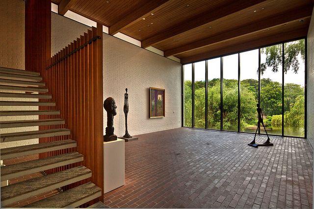 Louisiana Gallery of Modern Art, Denmark Architects