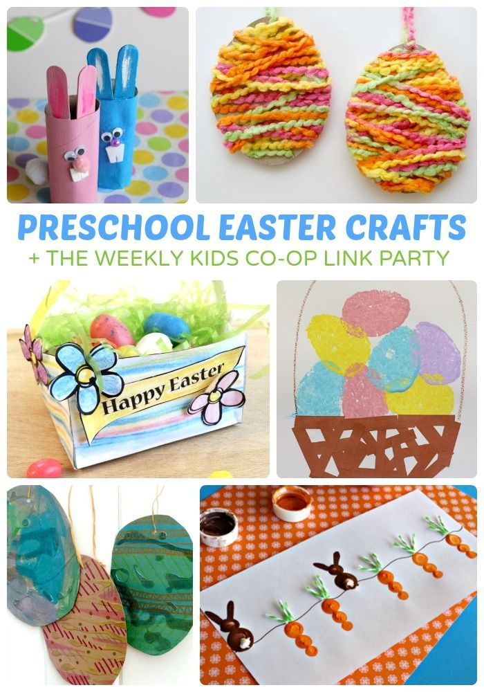 489 best images about easter ideas for kids on pinterest for Easter craft for preschool