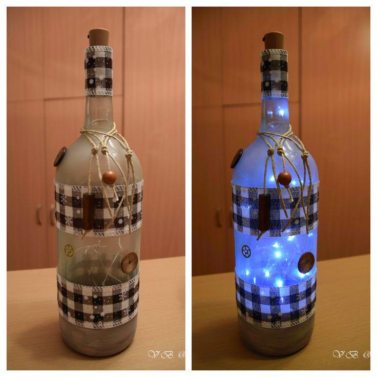 Világító üveg