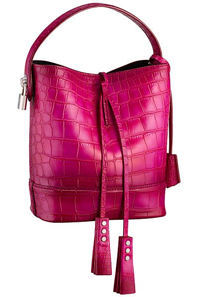 It's a must-have: classic bucket bag made in a gorgeous shade for spring/summer.  Louis Vuitton