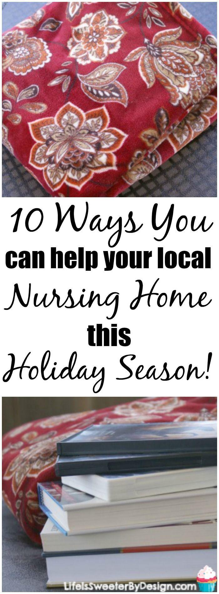Nursing home christmas gift ideas