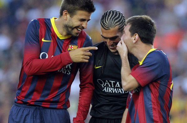 """Messi: """"¿Cristiano? Él va a lo suyo y yo me centro en el Barça"""""""