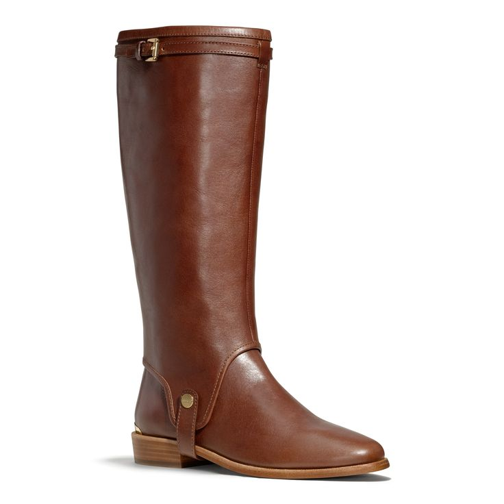 The Leona Boot from Coach