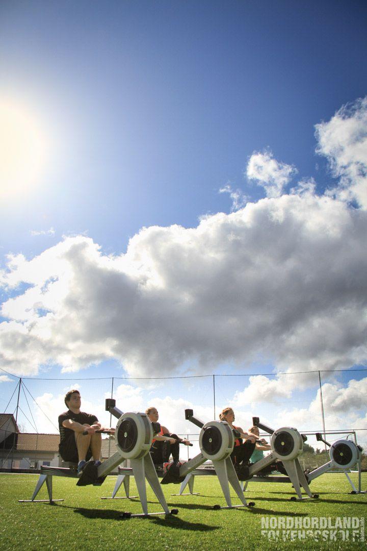 Utetrening, Sport & Helse, Nordhordland Folkehøgskole