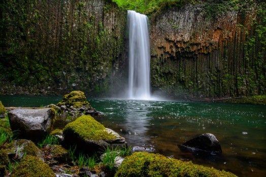 nature natural water falling