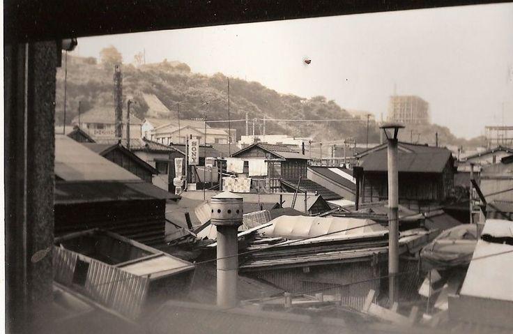 ROOM WITH A VIEW 1962, MOTOMACHI, YOKOHAMA
