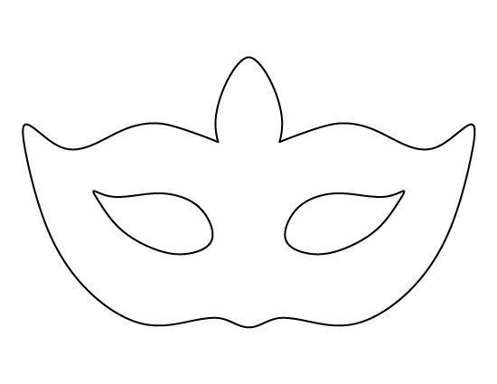 best 25  mask template ideas on pinterest