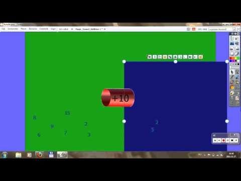 4. ActivInspire Promethean - interaktív tananyag készítés - YouTube