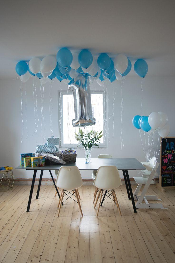 die besten 25 erster geburtstag ideen auf pinterest 1 geburtstag partydekorationen 1. Black Bedroom Furniture Sets. Home Design Ideas