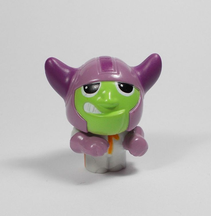 Alien Kinder Egg Toy Figure MPG TT049