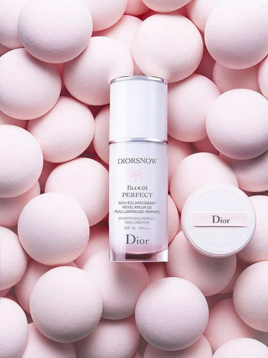 Dior Diorsnow Collection launching Spring 2016 in Asia