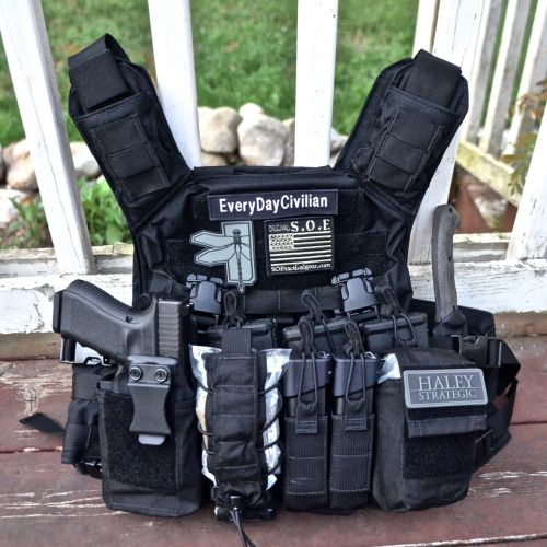 banshee plate carrier loadout - Google Search