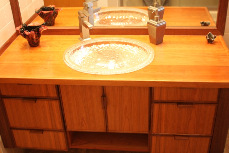 Custom Bathroom Vanity Cabinets Asian Style With An
