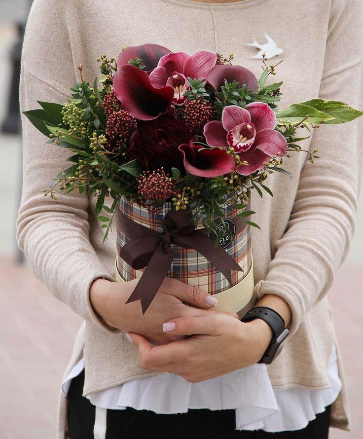 таинственный #anflor #anflor_flowerbox