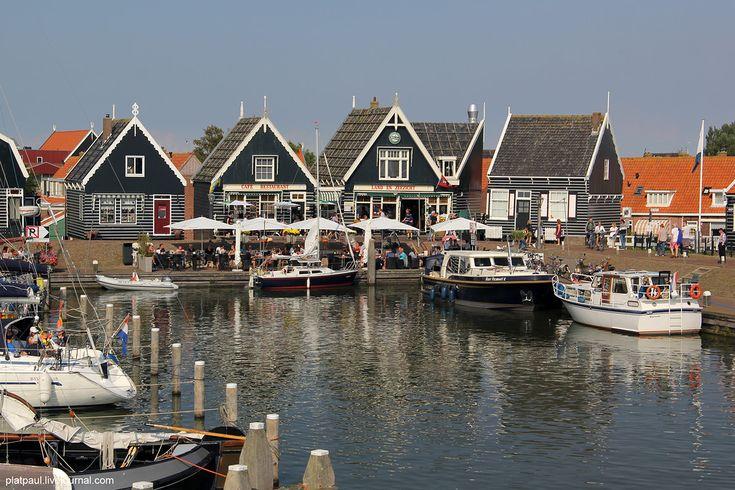 ФотоПутешествия с Паулем )  Нидерланды.  Остров  Маркен.
