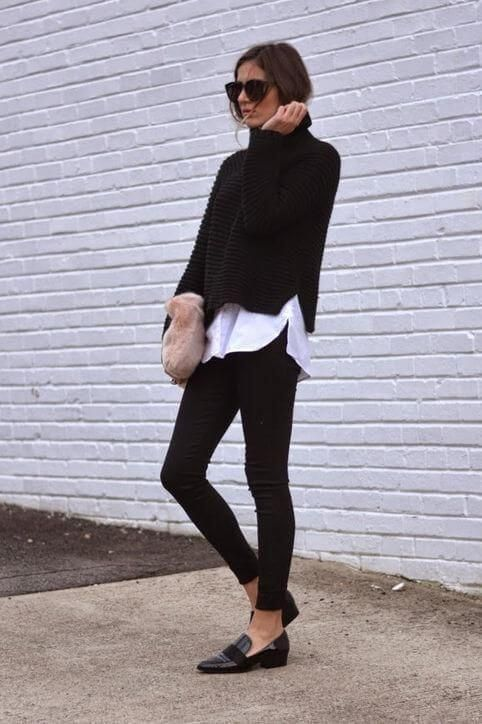 37 Casual Female Outfits Ideas to Rock Spontaneously. Work Outfit WinterOutfits  For ...