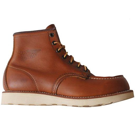 "Red Wing 875 6"" Shoes (Oro Legacy Leather) $249.95"