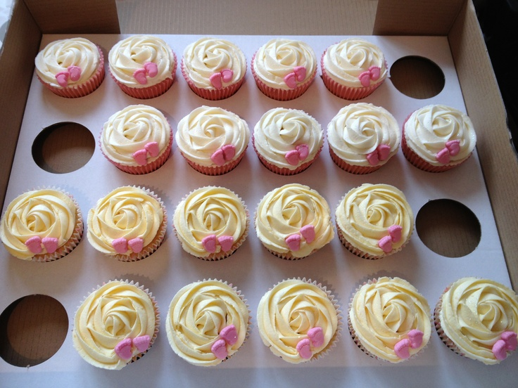 Cupcake Christening Design : 17 Best images about Laila s christening on Pinterest ...