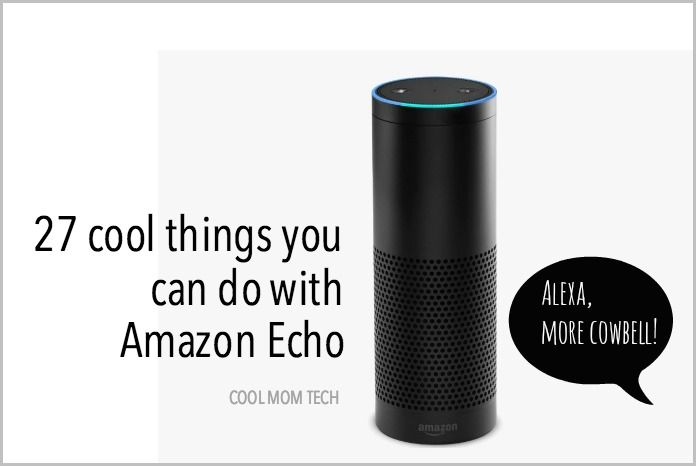 27 cool things you can do with amazon echo from. Black Bedroom Furniture Sets. Home Design Ideas