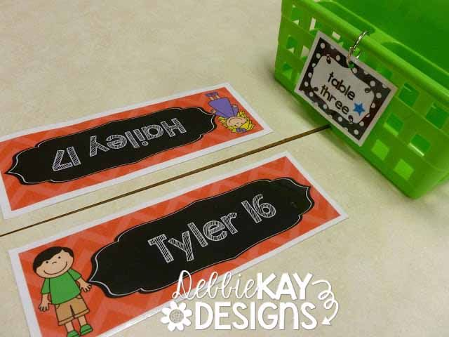 Student Name Plates: 1000+ Ideas About Chevron Name Tags On Pinterest