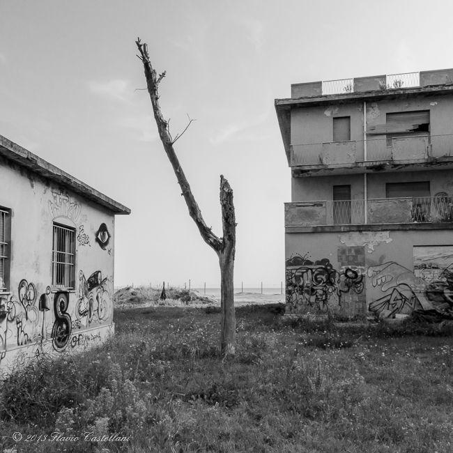 Fotografia visionata da Gerry Johansson in un suo WorkShop organizzato da Savignano Immagini 26/29 Settembre 2013 Italy http://www.interpretaleimmagini.it/Templates/Colonie/index.html