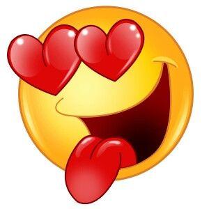 Love emoji