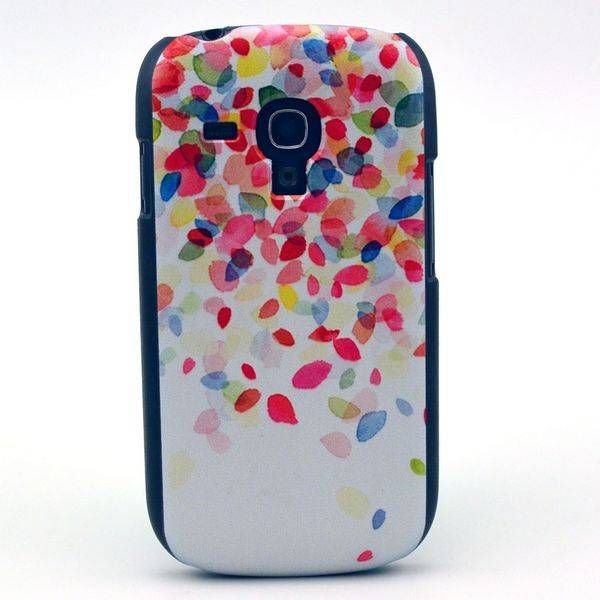 Colorful leaves hoesje voor Samsung Galaxy S3 mini