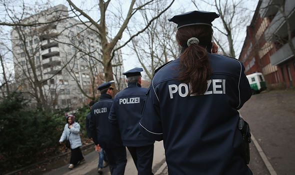 Police continue to cover up crimes by migrants in Germany. It can only be a recipe for success. What fantastic inter-racial inter-cultural harmony there is going to be.