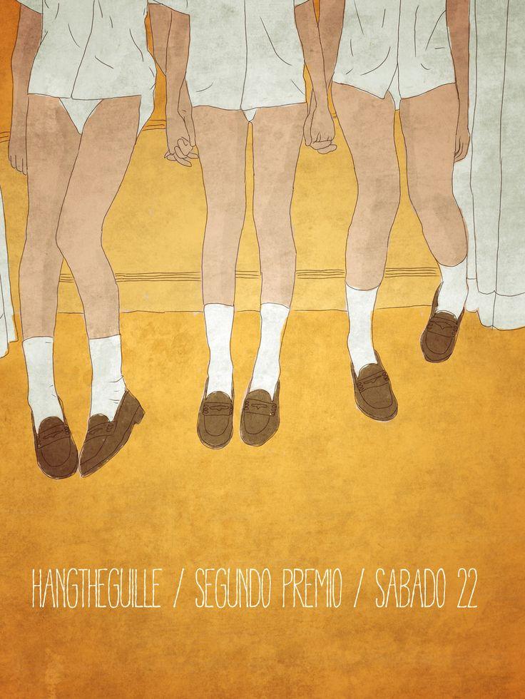 hangtheguille / 2ºprémio / sábado 22