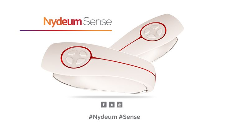 Nydeum Sense is a one-handed keyboard and mouse with a new digital writing system. A revolutionary input tool for modern smart devices.