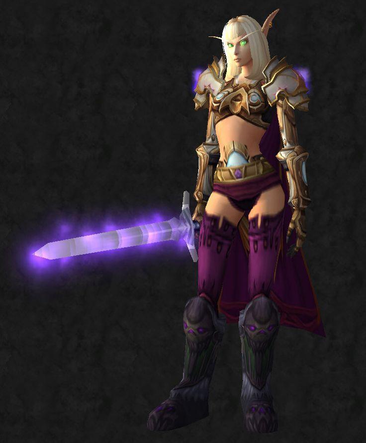 Xmog Palace — Shoulder: Justicar Pauldrons (Paladin Only) Cloak:...