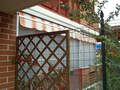 Tenda veranda con cassonetto coprirullo (2)