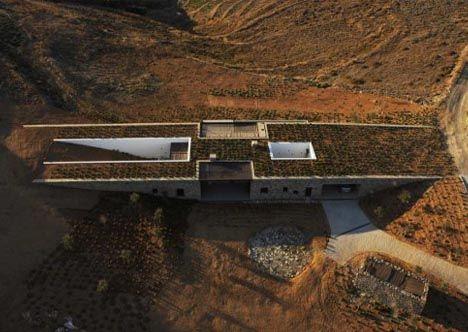 underground home aerial