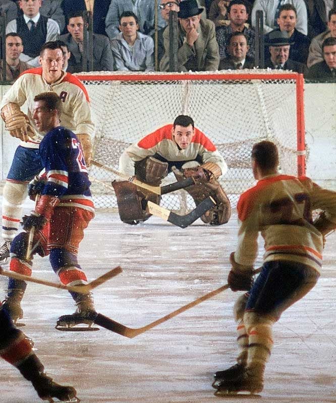 Jacques Plante, Montreal Canadiens