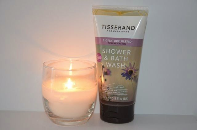 Pink Julep: Tisserand Aromatherapy Signature Blend Rejuvenating Shower & Bath Wash