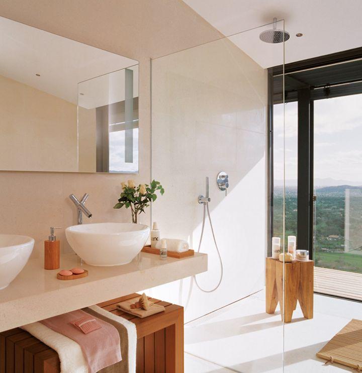 Interiorsmo nuevos comienzos ba os bathrooms - Banos de sal y vinagre ...