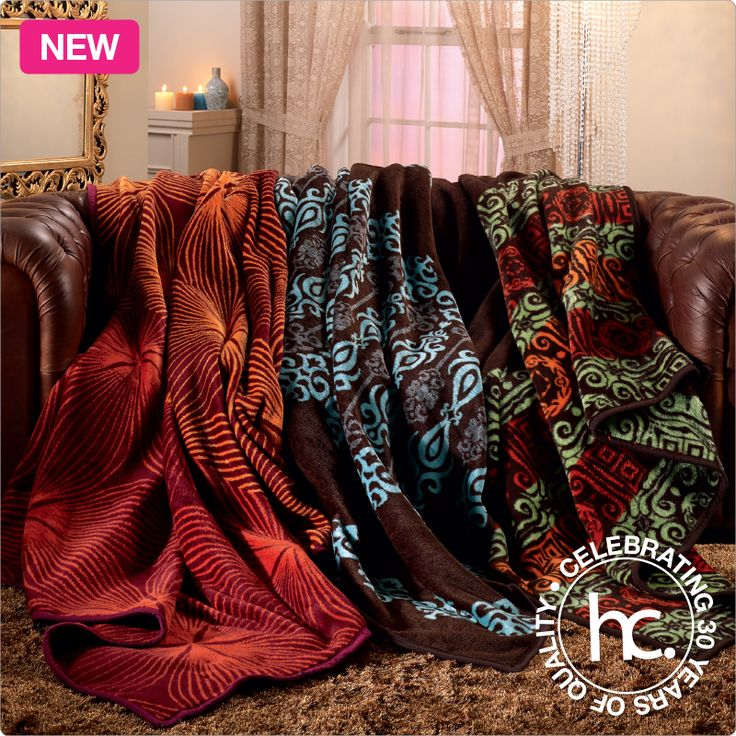 Satara 3-pc mink blanket combo from R137 p/m