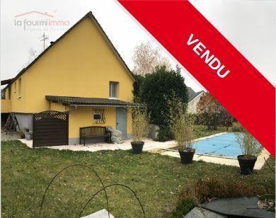 Vendu ! Acte final signé! #ungersheim . Vous aussi, vendez rapidement et en toute sécurité votre bien #immobilier avec votre agent de proximité en immobilier Rémy-Benoît Meyer au 0614936882 !