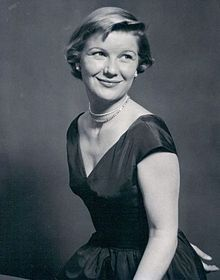Barbara Bel Geddes (October 31, 1922 – August 8, 2005 was an American actress, artist and children's author, whose career spanned six decades. She was best known for her female starring role in the television drama series Dallas as matriarch Miss Ellie Ewing. Bel Geddes also starred in the original Broadway production of Cat on a Hot Tin Roof in the role of Maggie. Her notable films included Alfred Hitchcock's Vertigo (1958) and I Remember Mama (1948)... .