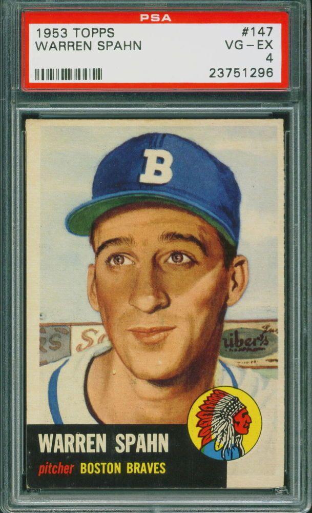 26 mejores imágenes de 1953 Topps Baseball en Pinterest | Tarjetas ...